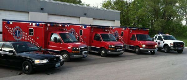 Raytown EMS Fleet
